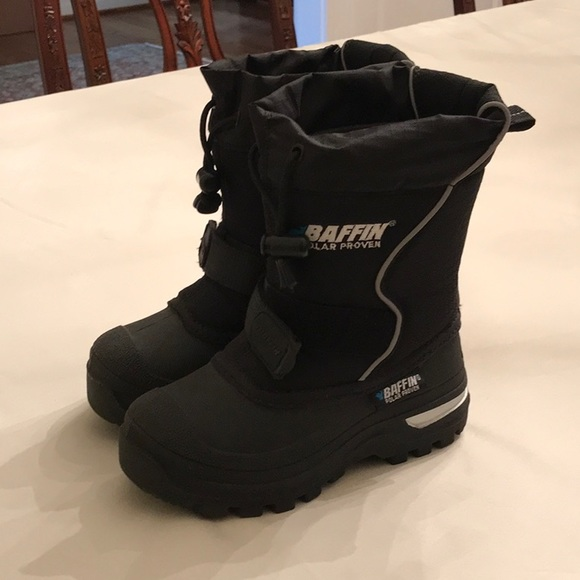 9af19b041aa Baffin Polar Proven Kids Size 11 Snow Boots